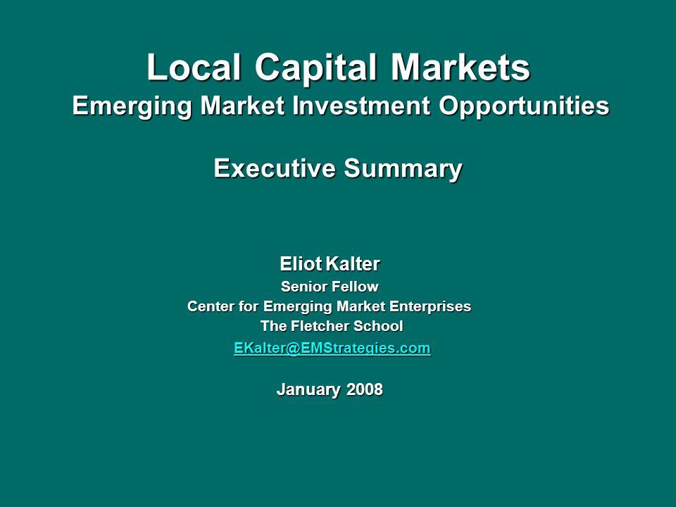 Center for Emerging Market Enterprises