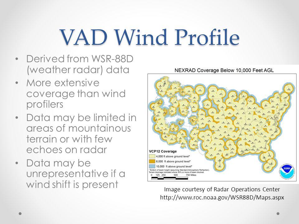 Image courtesy of Radar Operations Center