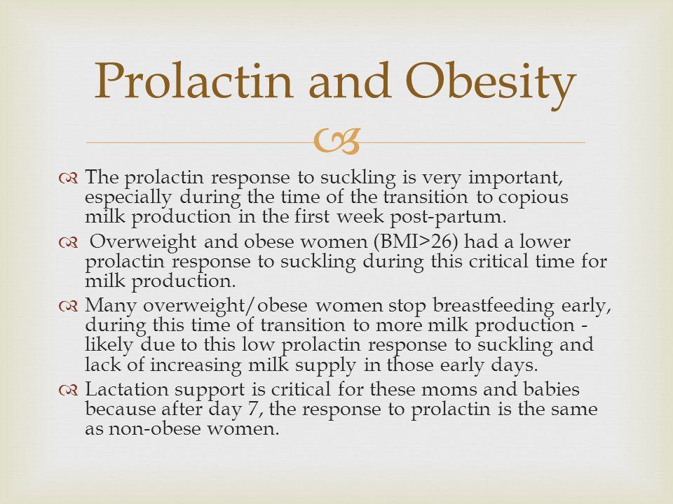 Prolactin and Obesity