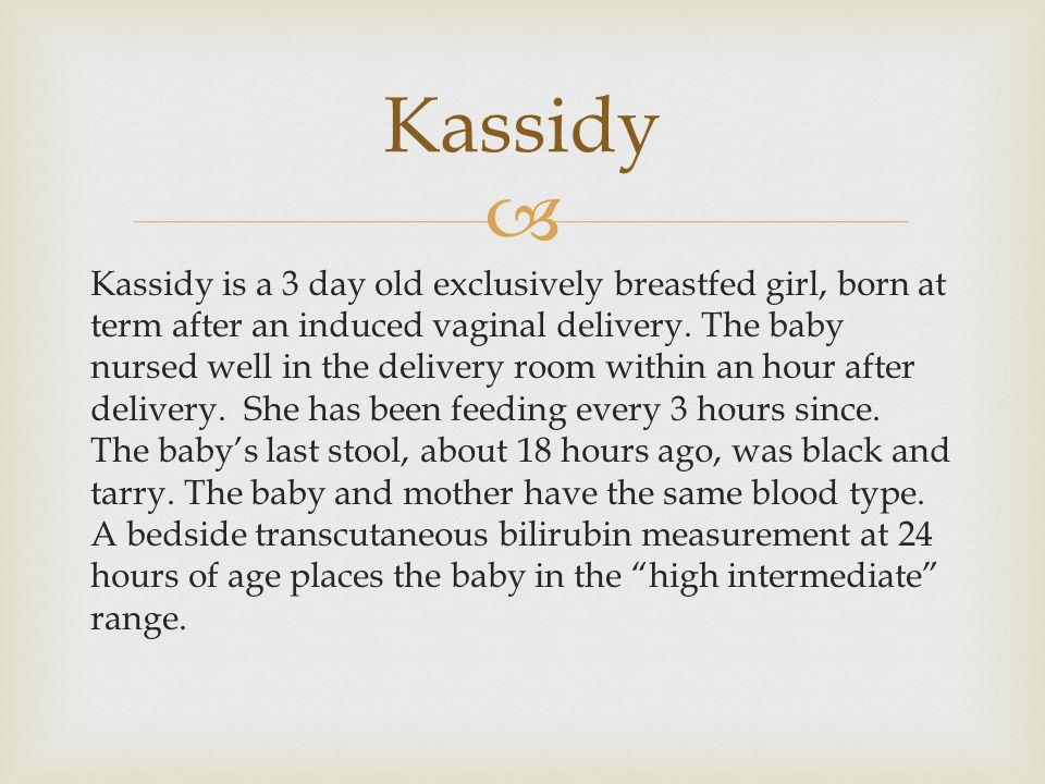 Kassidy