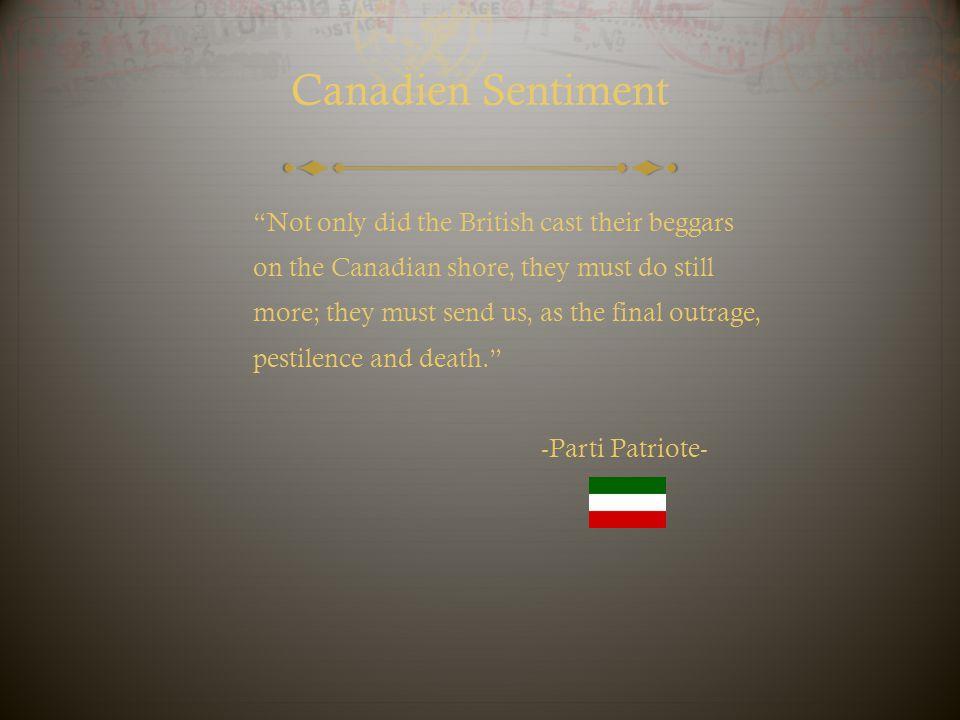 Canadien Sentiment