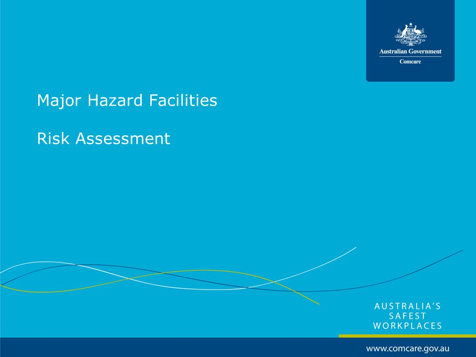 Major Hazard Facilities Risk Assessment