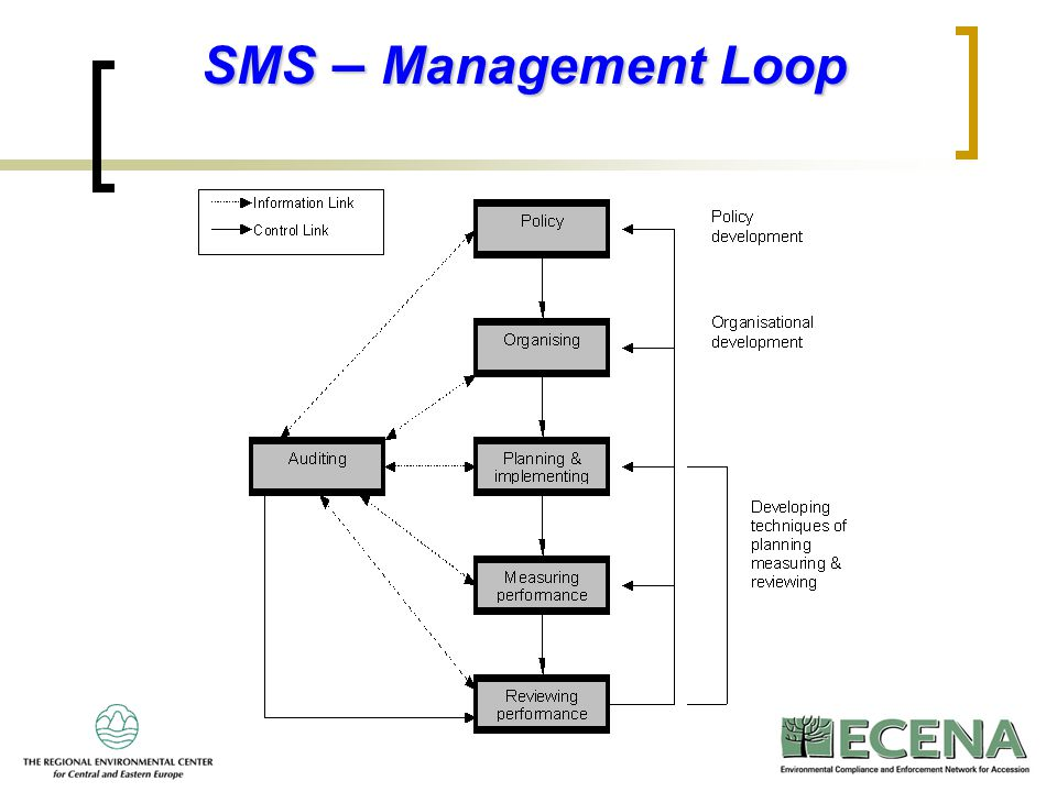 SMS – Management Loop