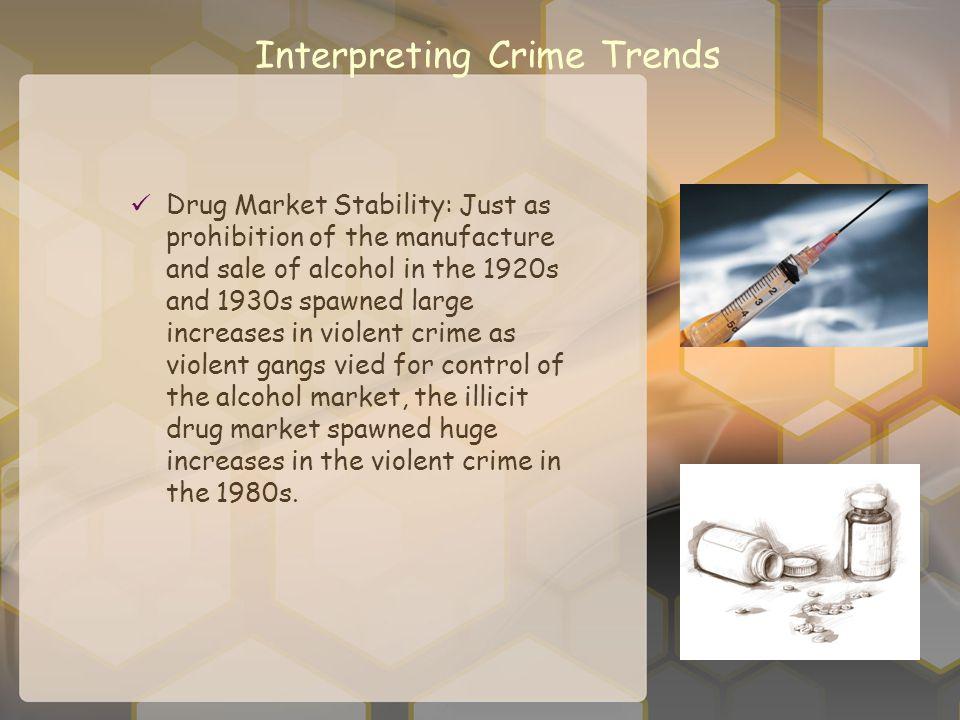 Interpreting Crime Trends
