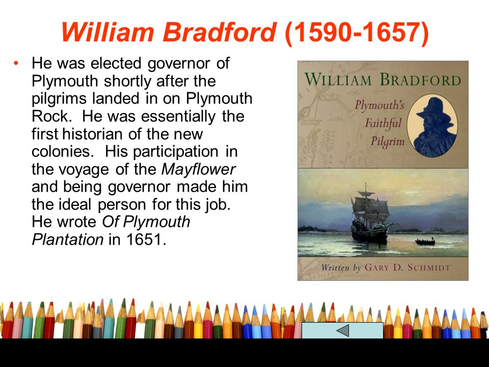William Bradford (1590-1657)