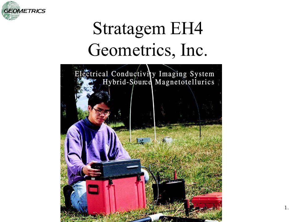 Stratagem EH4 Geometrics, Inc.