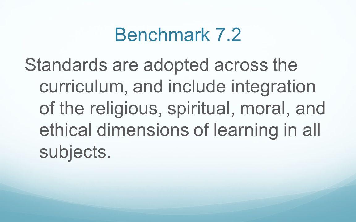 Benchmark 7.2