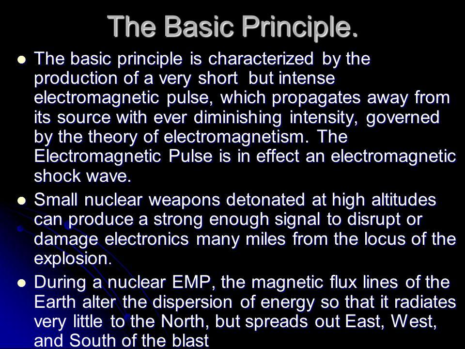 The Basic Principle.