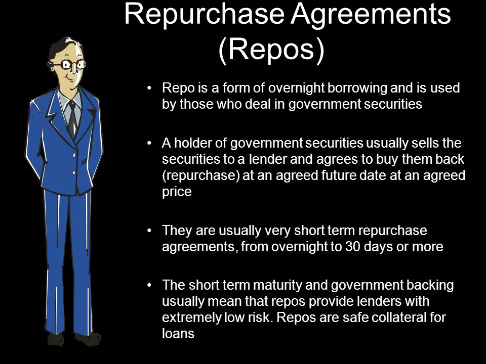 Repurchase Agreements (Repos)