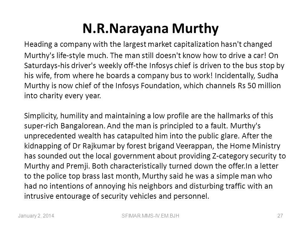 N.R.Narayana Murthy
