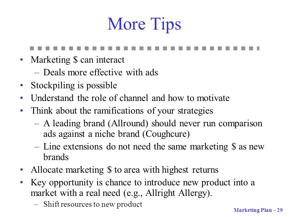 More Tips Marketing $ can interact Deals more effective with ads