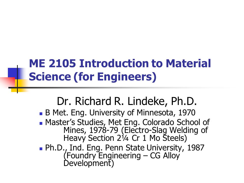 introduction to materials science Mst teachers handbook contents us department of energy, pacific northwest national laboratory v contents introduction to materials science and technology.