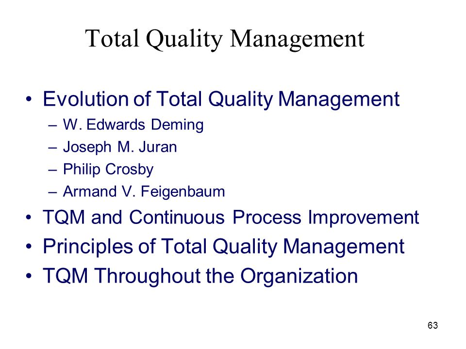 manage continuous organisational improvement in kfc As a key element of a management system, continuous improvement is a   levels of the organisation to participate in the process of continuous improvement  by.