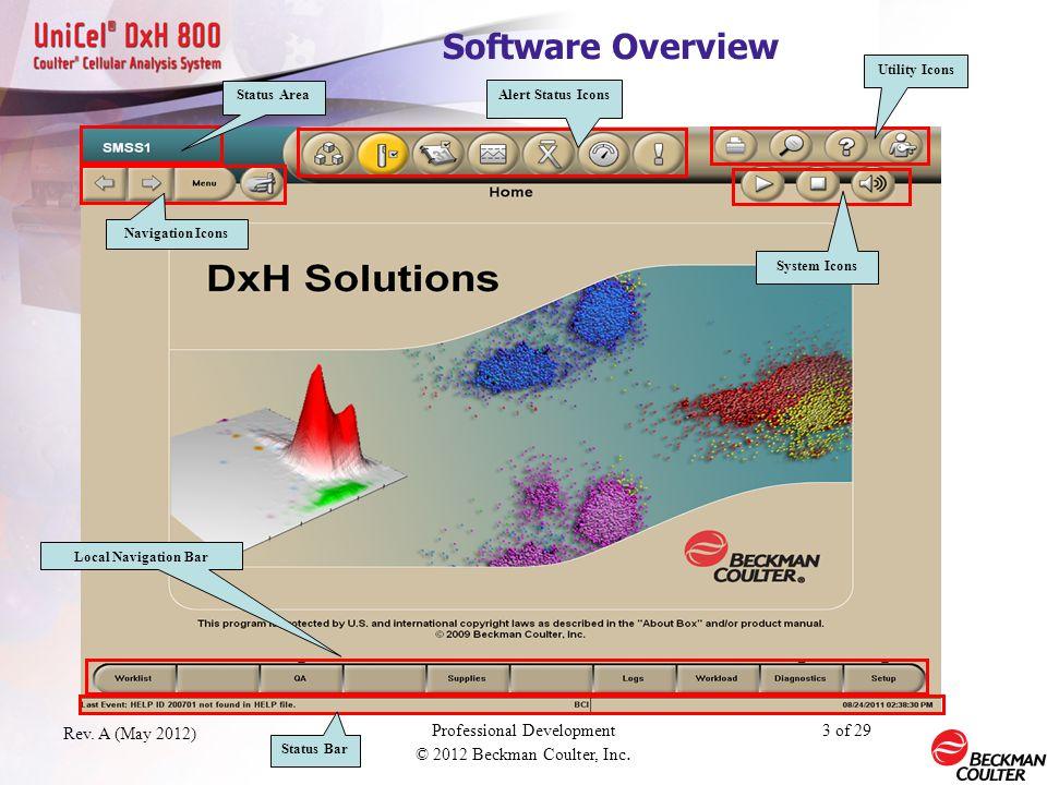 Unicel DxH 800 & Unicel DxH SLidemaker Stainer Overview