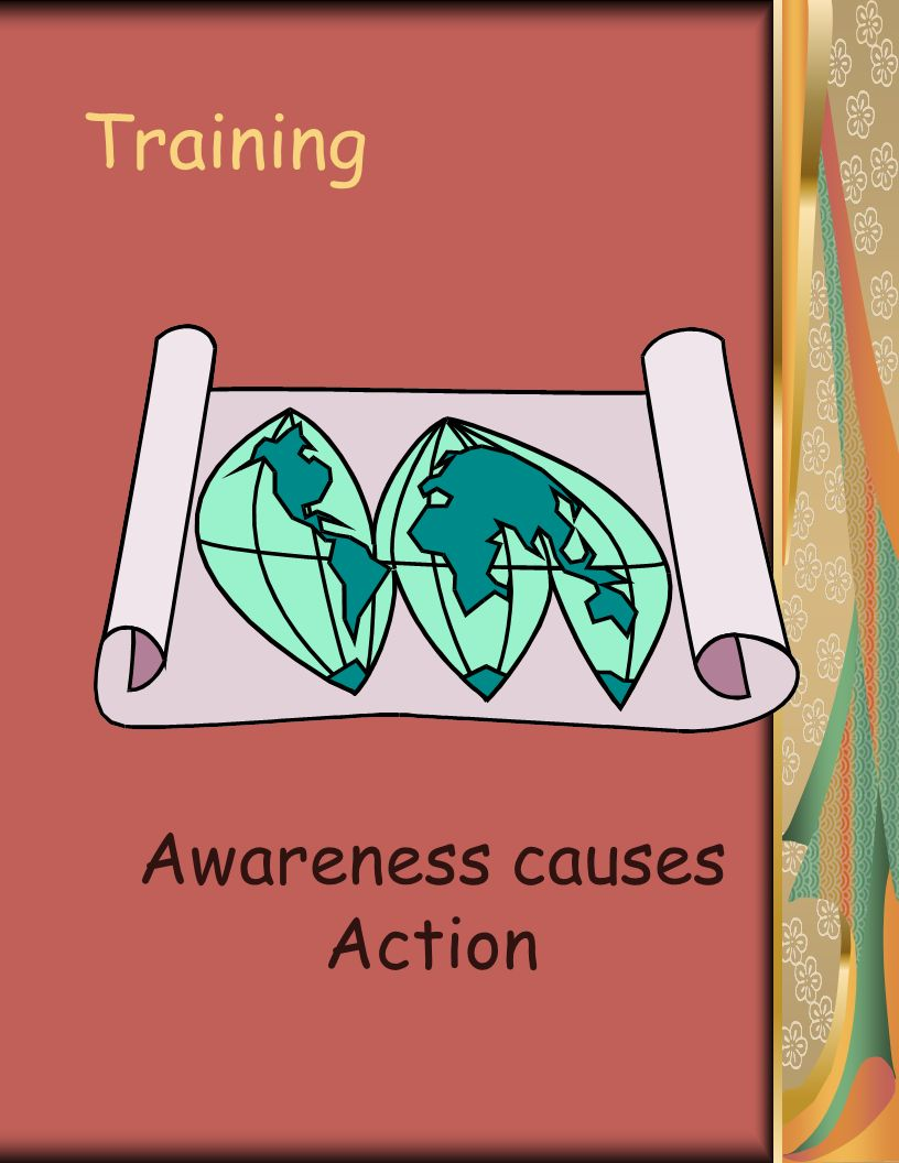 Awareness causes Action