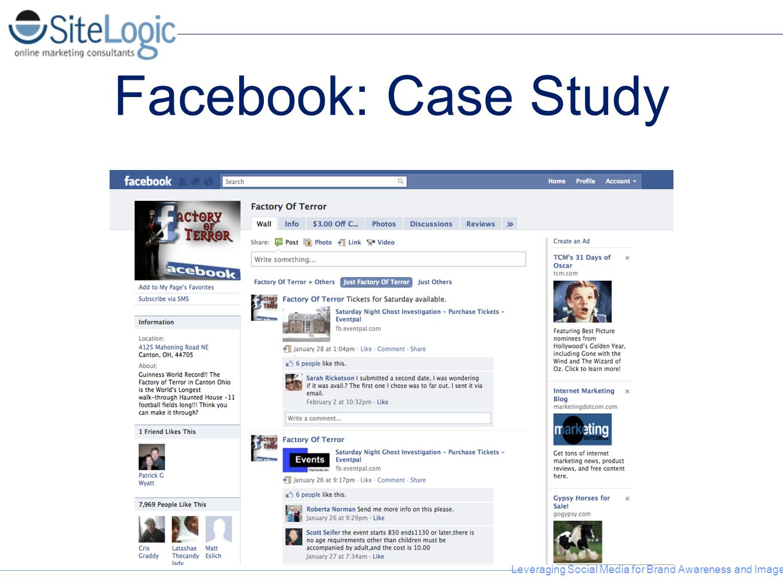 Facebook: Case Study