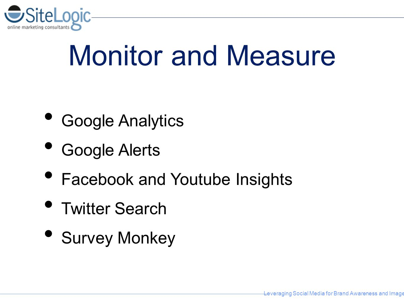 Monitor and Measure Google Analytics Google Alerts