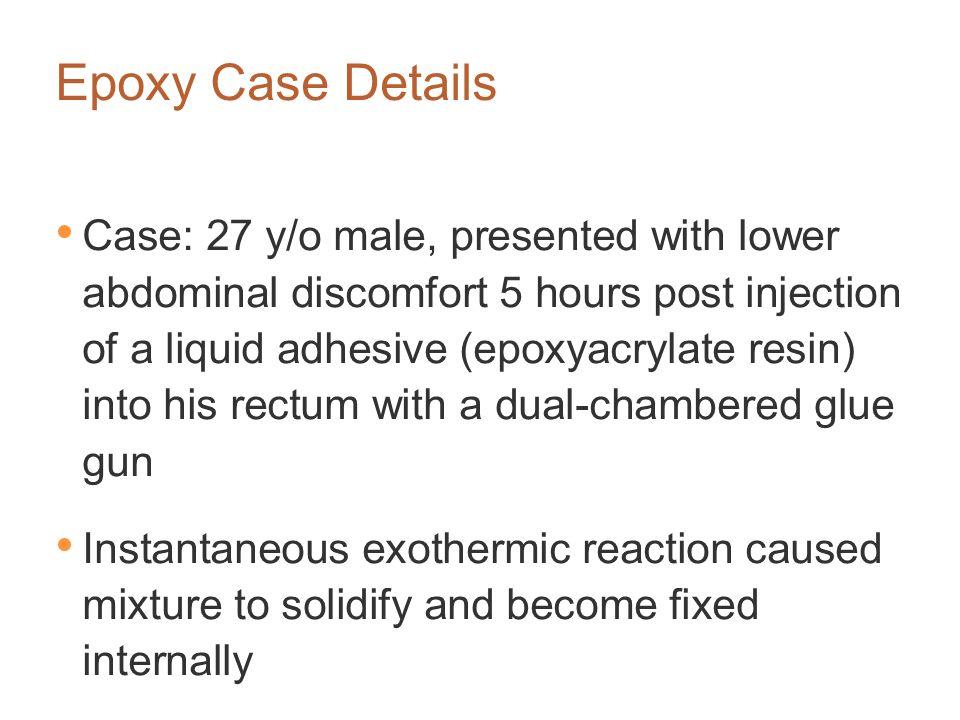 Epoxy Case Details
