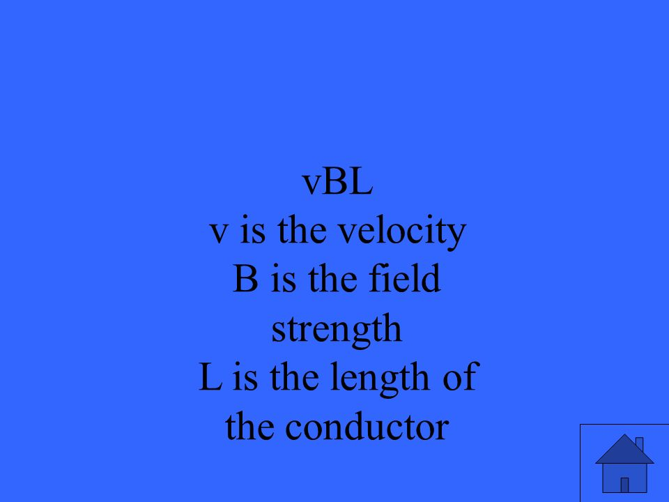 L is the length of the conductor