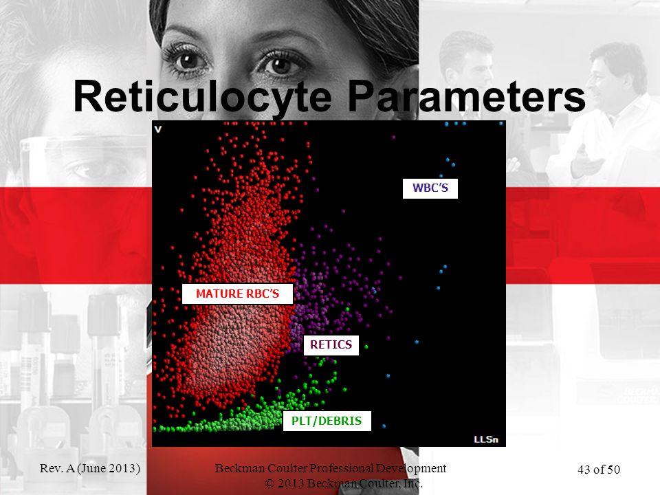 Reticulocyte Parameters