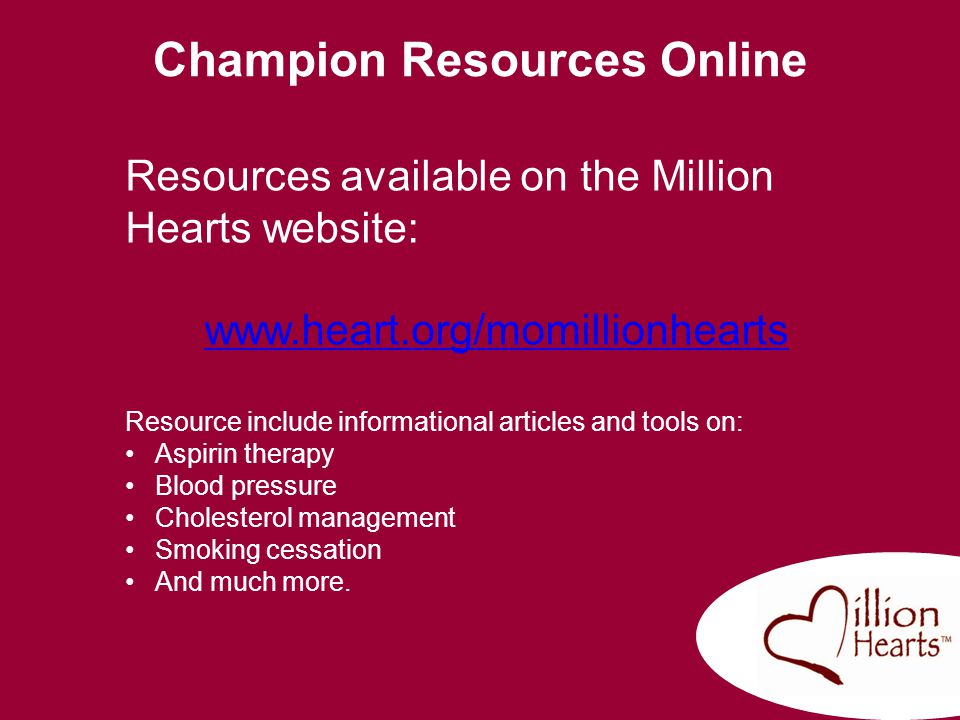 Champion Resources Online