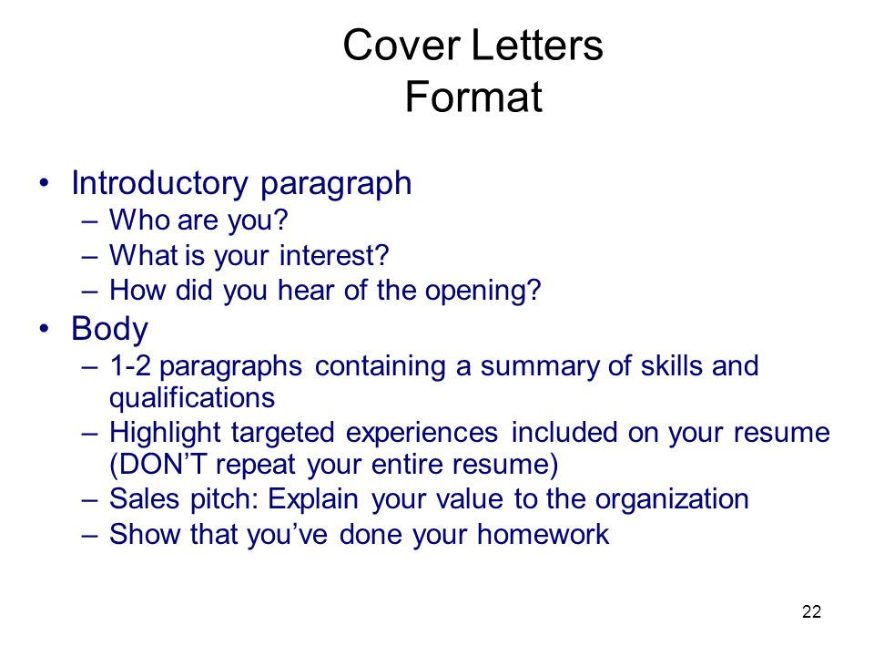 cover letter intro paragraph examples - chapter 6 some human aspects of organizing ppt video