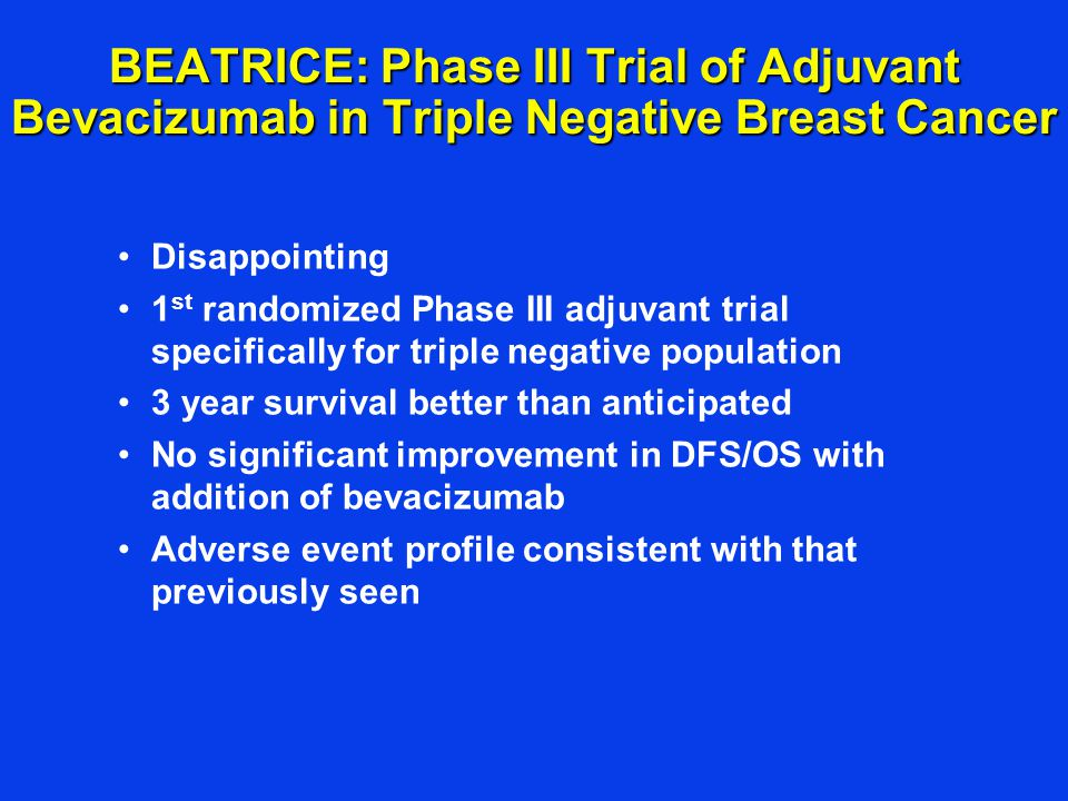 cancer avastin breast and for taxol