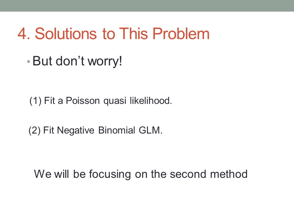 4. Solutions to This Problem