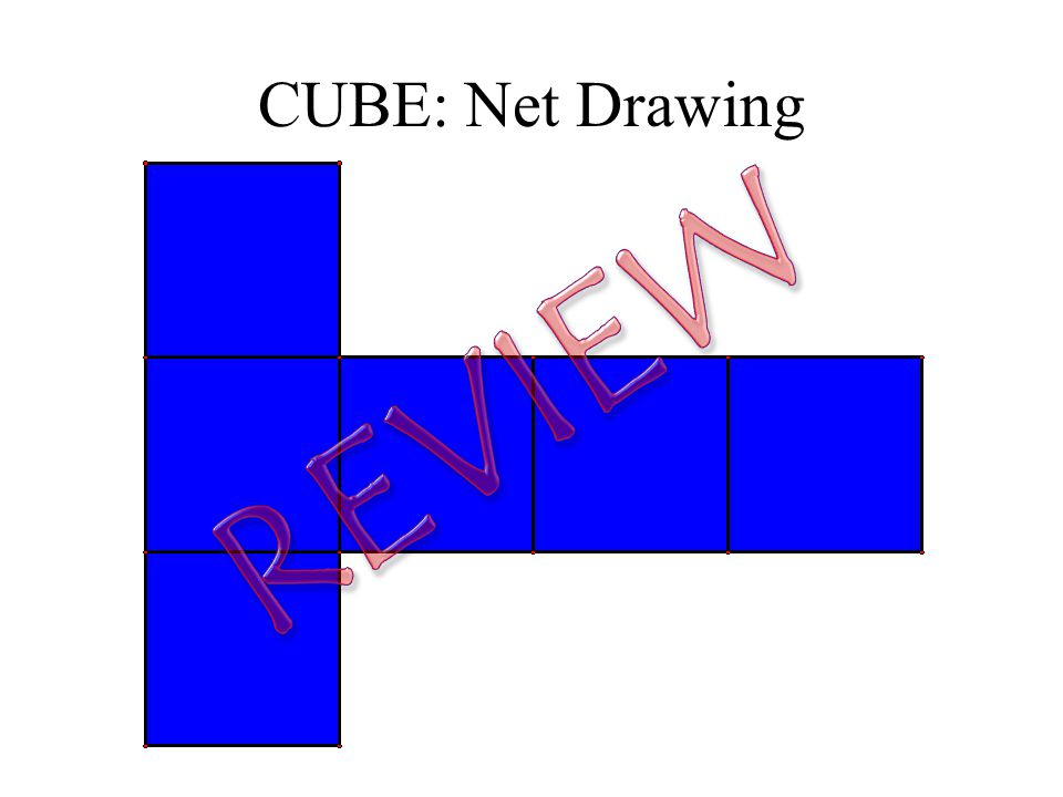 CUBE: Net Drawing REVIEW