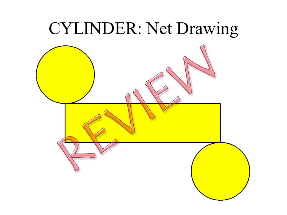 CYLINDER: Net Drawing REVIEW