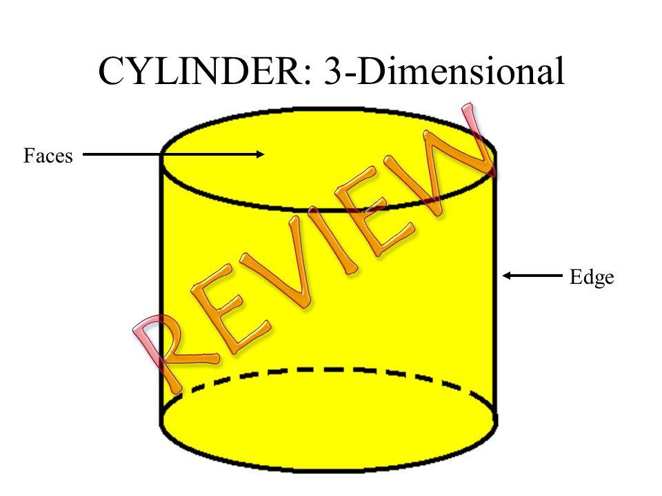CYLINDER: 3-Dimensional