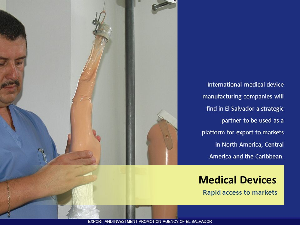 Medical Devices Rapid access to markets