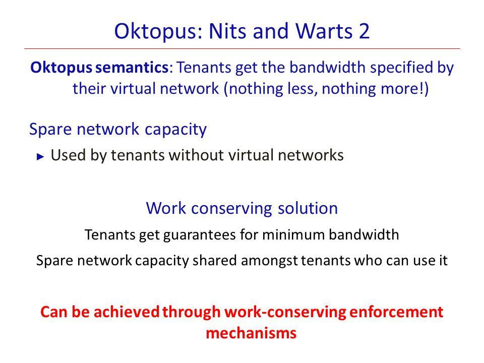 Oktopus: Nits and Warts 2