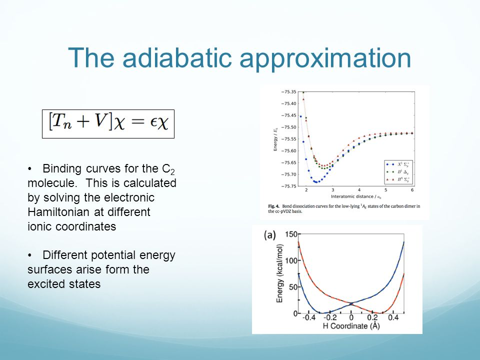 The adiabatic approximation