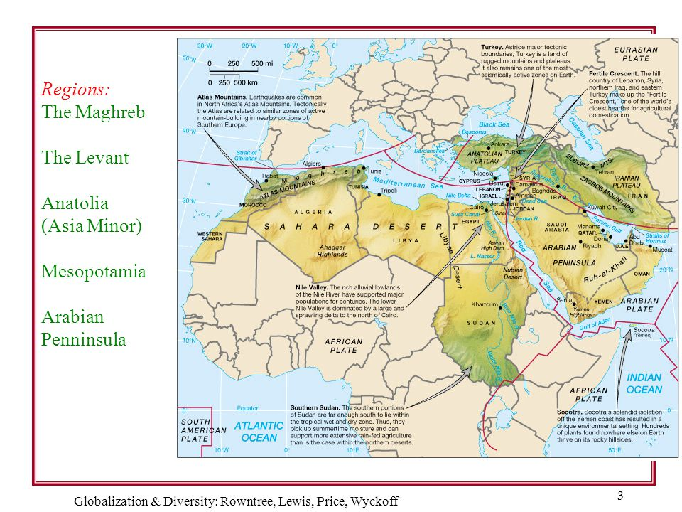 Chapter 7 Southwest Asia Amp North Africa Fig 7 1 Ppt