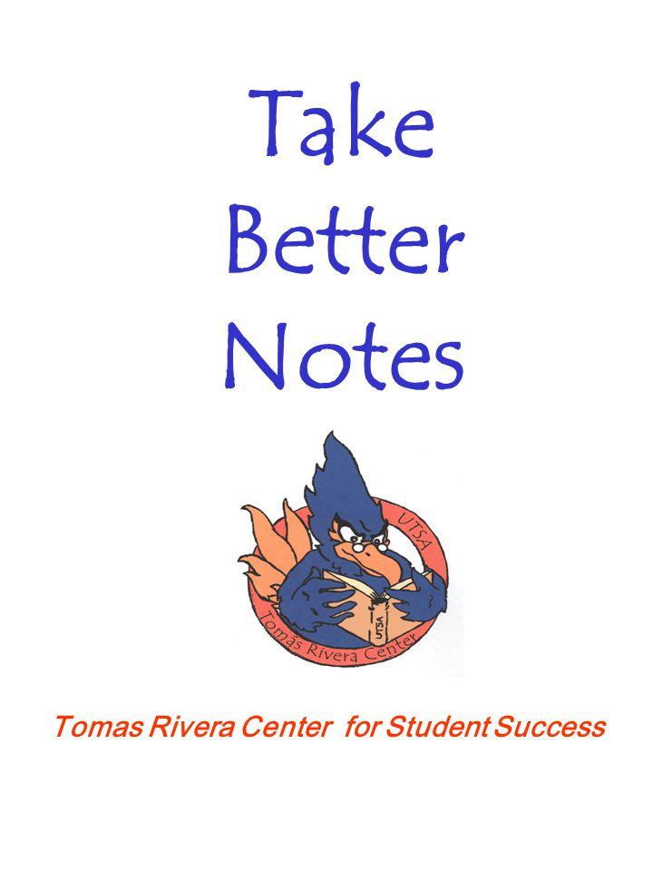 Tomas Rivera Center for Student Success