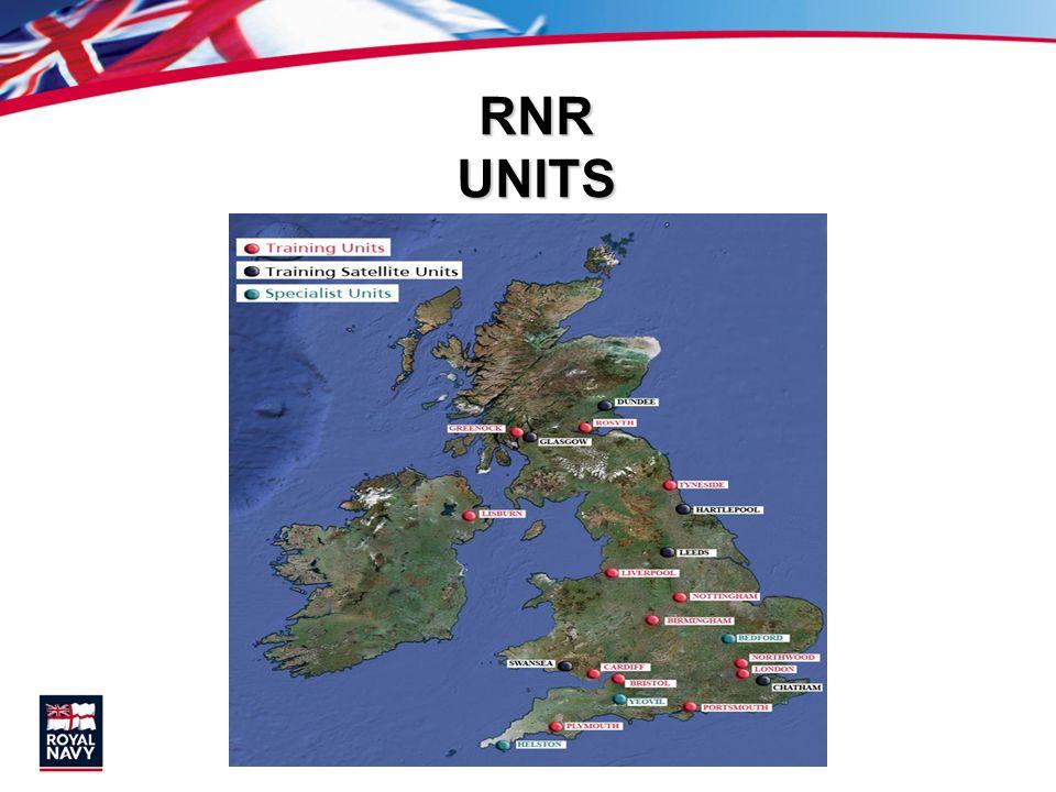 RNR UNITS