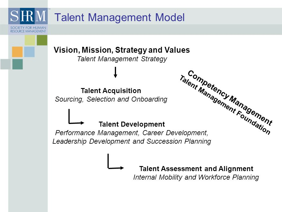 Talent Management Model