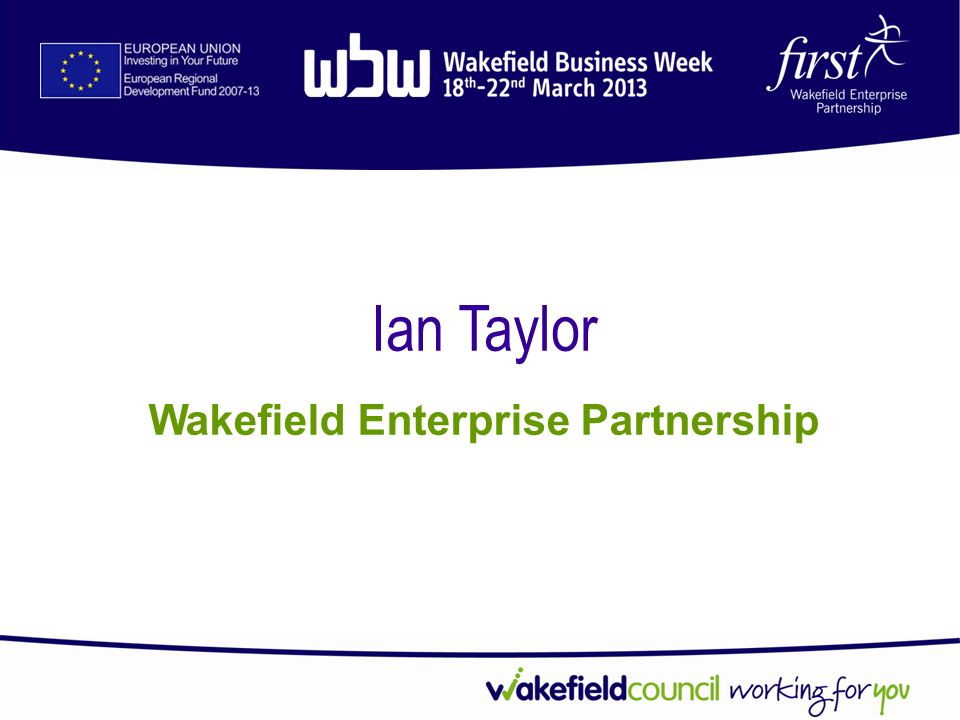 Wakefield Enterprise Partnership