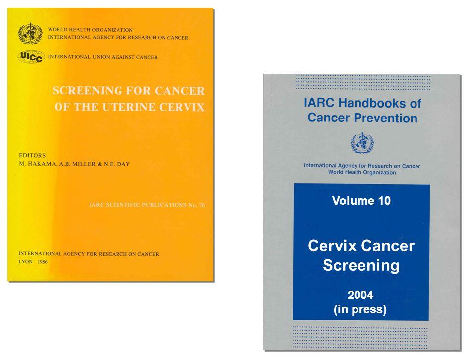Cervix Cancer Screening