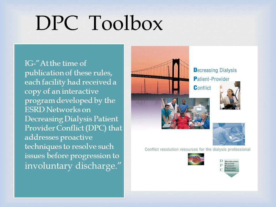 DPC Toolbox