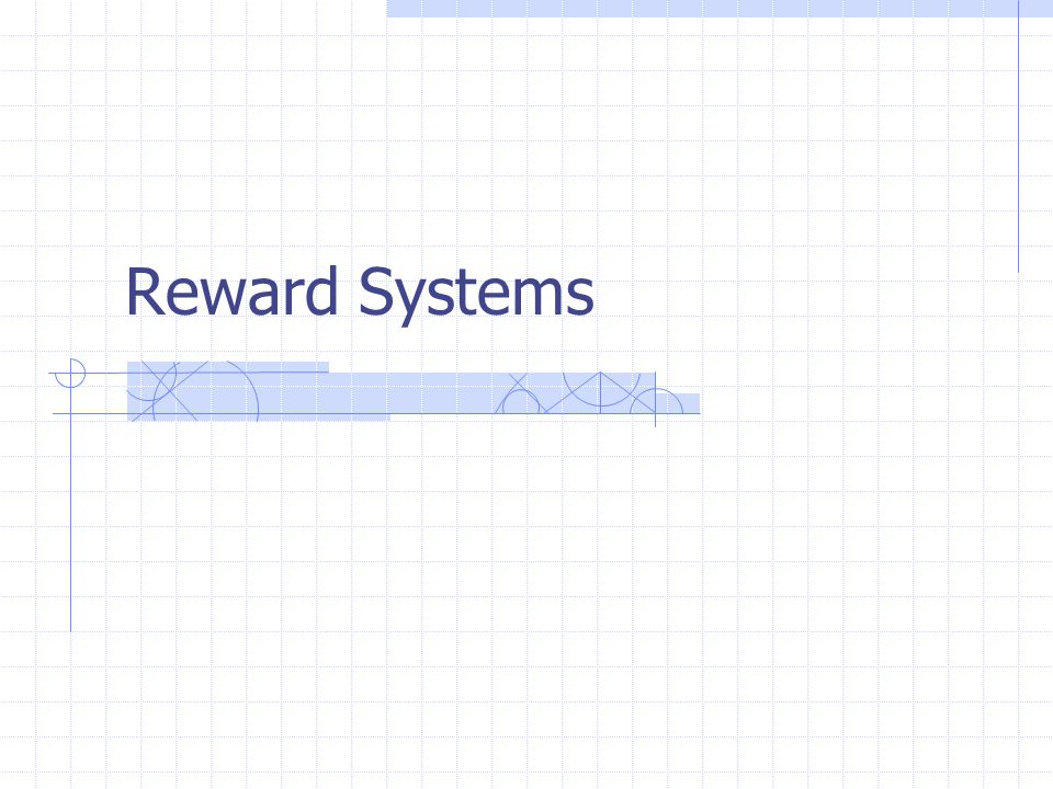 Reward Systems