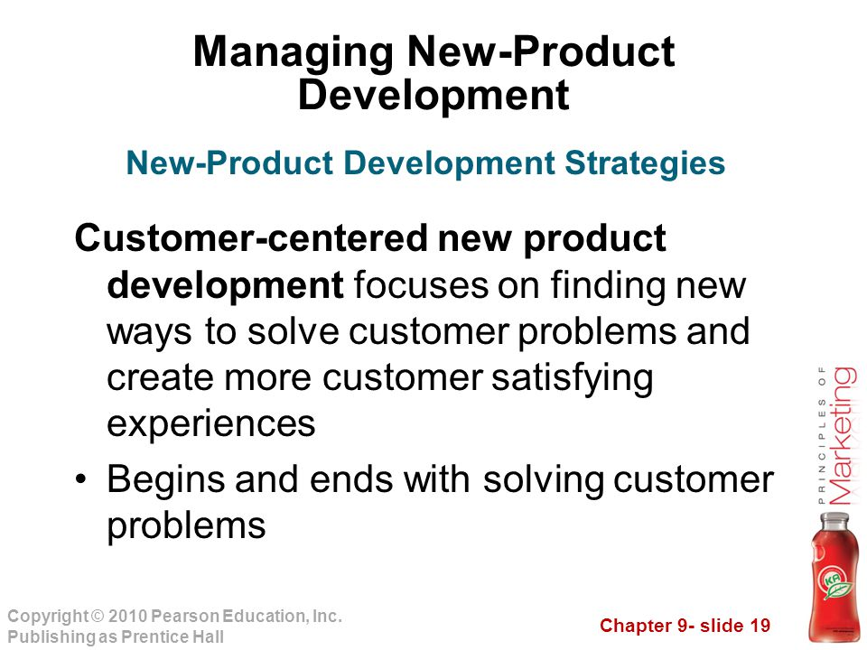 Managing New-Product Development