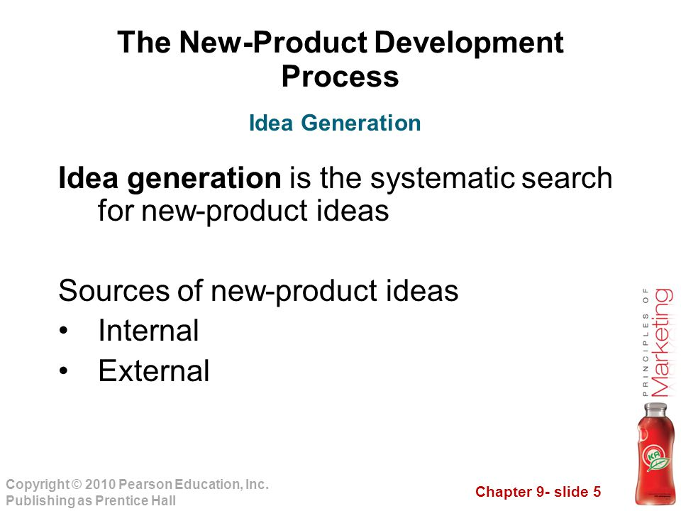 The New-Product Development Process