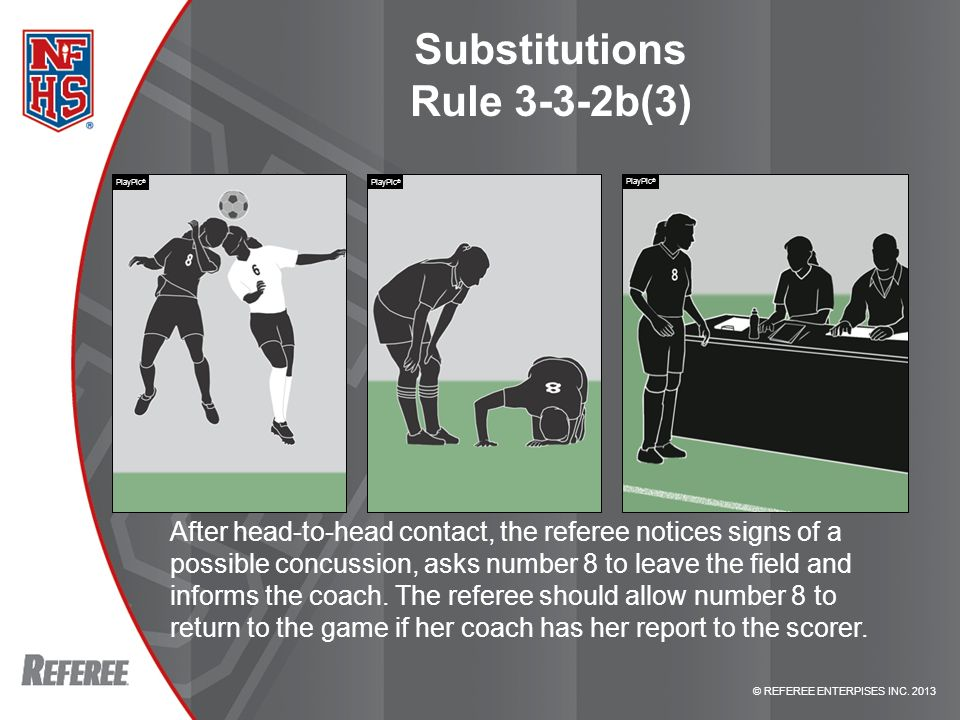Substitutions Rule 3-3-2b(3)