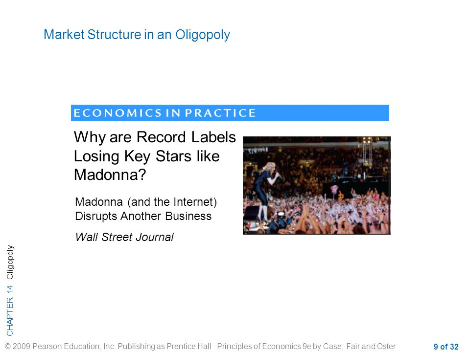 Why are Record Labels Losing Key Stars like Madonna