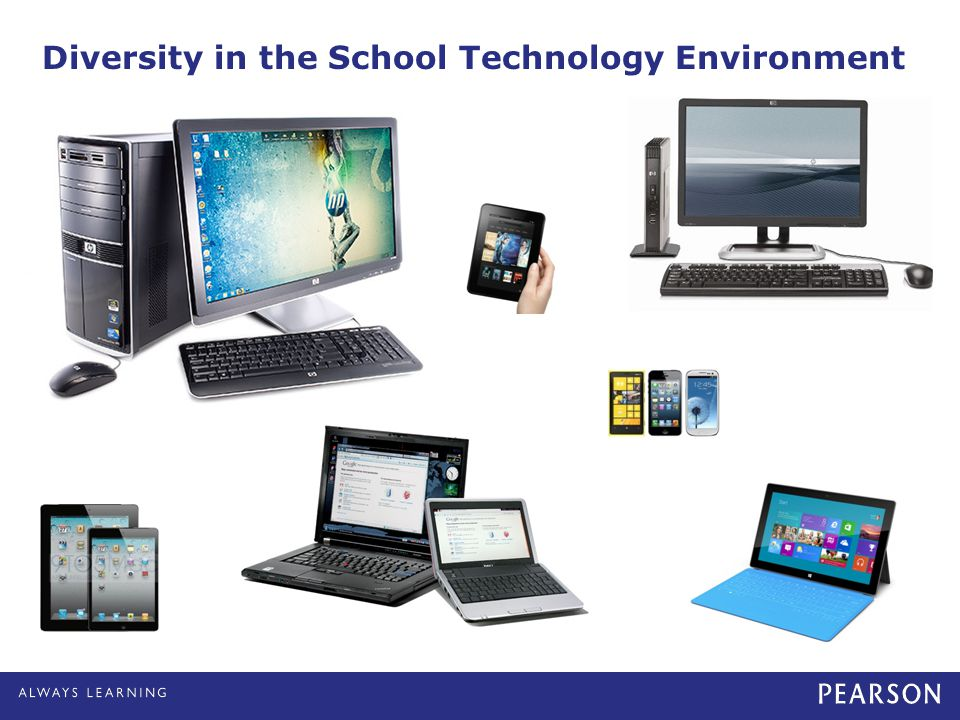 Diversity in the School Technology Environment