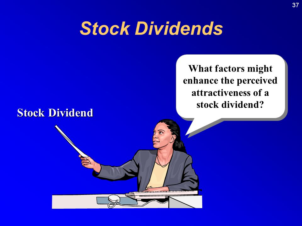 Stock Dividends Stock Dividend