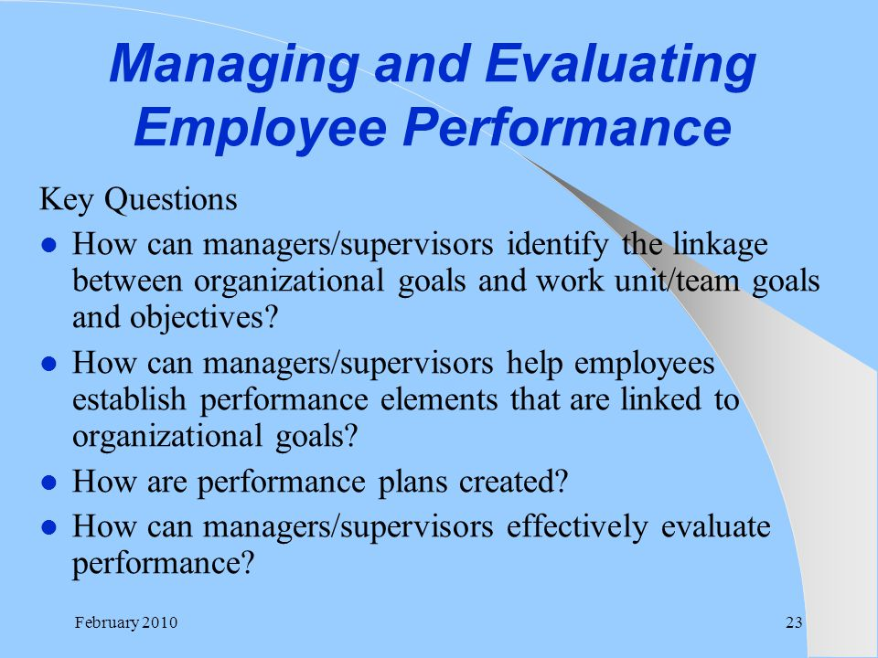 Performance Management Workshop For Managers - Ppt Video Online