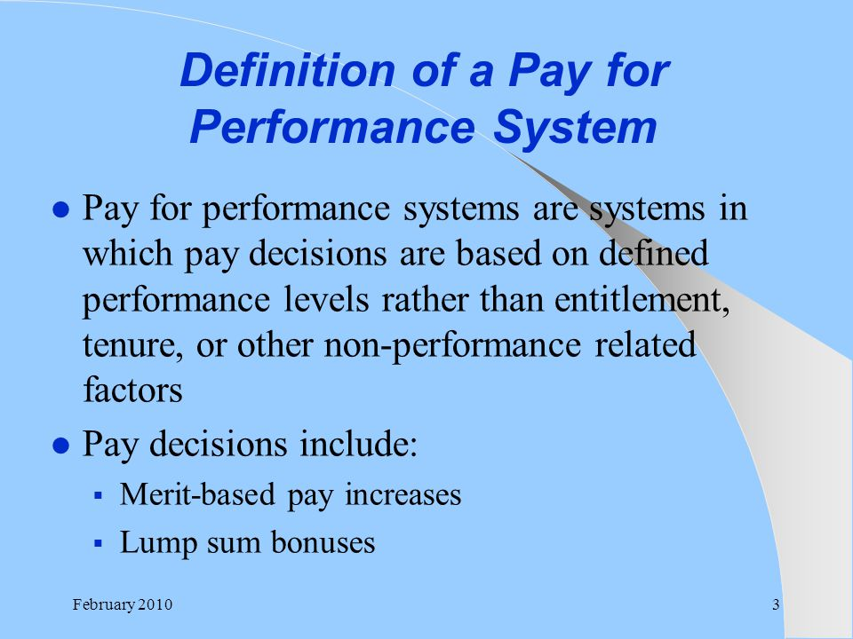 benefits of performance related pay Vices and benefits are such things as in the history of public sector enterprises,  insurance, paid  performance related pay rations (mncs) operating in and out.